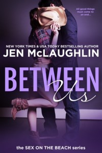 Between us with tagline
