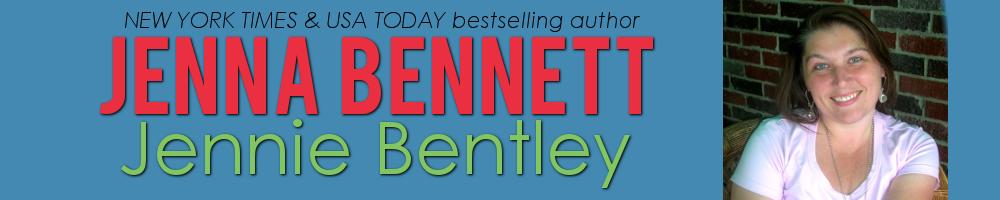 New York Times Bestselling Author Jenna Bennett