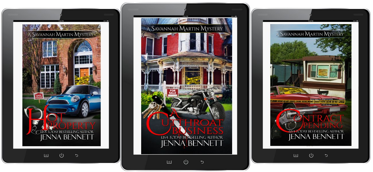 Savannah 1-3 in ereaders